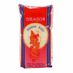 Gragon Pandan Rice Whole 4.5kg 10Lbs