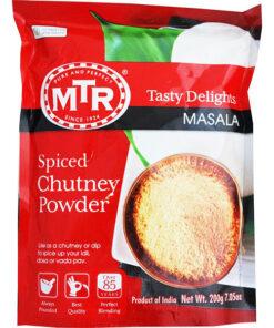 MTR Spiced Chutney Powder 200 gram