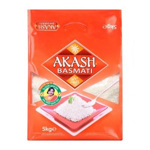 Mantrafood Akash Basmati Rice 5kg