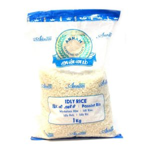 Mantrafood Annam Idly Rice 1Kg