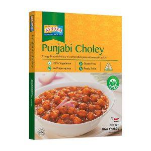 Mantrafood Ashoka Ready to Eat Punjabi Choley 280gm