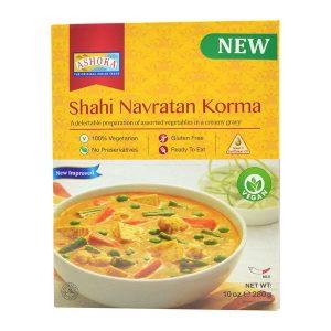Mantrafood Ashoka Ready to Eat Shahi Navratan Korma 280gm