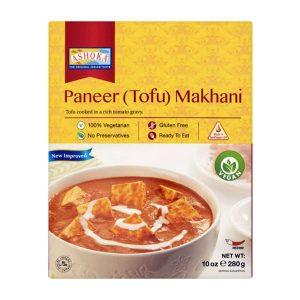 Mantrafood Ashoka Ready to Paneer Tofu Makhani 280gm