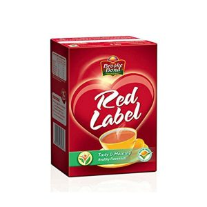 Mantrafood Brooke Bond Red Label tea 250gm