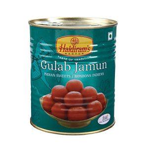 Mantrafood Haldirams Gulab Jamun 1Kg