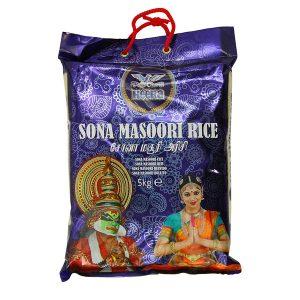 Mantrafood Heera Sona Masoori Rice 5Kg