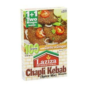 Mantrafood Laziza Chapli Kebab Masala 100gm