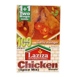 Mantrafood Laziza Chicken Masala 100gm