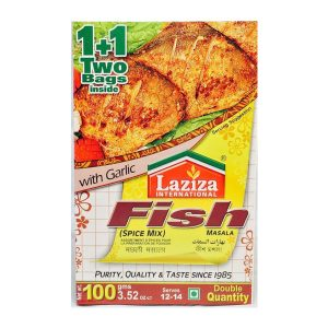 Mantrafood Laziza Fish Masala 100gm
