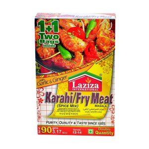 Mantrafood Laziza Karahi Fry Meat Masala 90gm