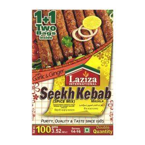 Mantrafood Laziza Seekh Kebab Masala 100gm