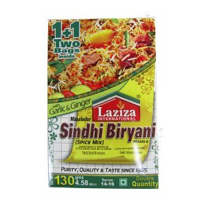 Mantrafood Laziza Sindhi Biryani Masala 130gm
