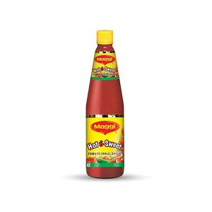 Mantrafood Maggi Hot & Sweet Tomato Chilli Sauce 250ml