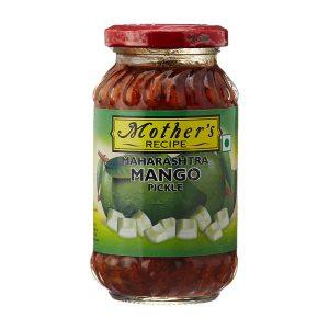 Mantrafood Mothers Recipe Maharashtra Mango Pickle 300gm