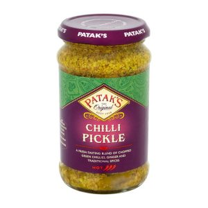 Mantrafood Pataks Chilli Pickle 283gm