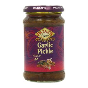 Mantrafood Pataks Garlic Pickle 283gm