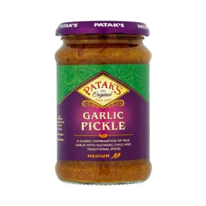 Mantrafood Pataks Garlic Pickle Medium 283gm
