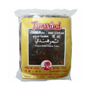 Mantrafood Seedless Tamarind 454gm