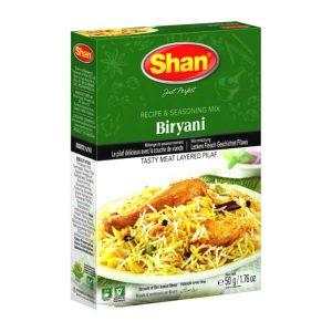 Mantrafood Shan Biryani 50gm
