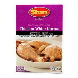 Mantrafood Shan Chicken White Korma 40g