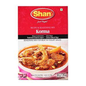 Mantrafood Shan Korma 50gm