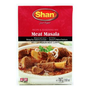 Mantrafood Shan Meat Masala 100gm