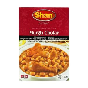 Mantrafood Shan Murgh Cholay 50g