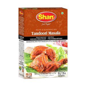 Mantrafood Shan Tandoori Masala 50g