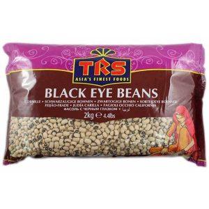 Mantrafood TRS Black Eye Beans 2Kg