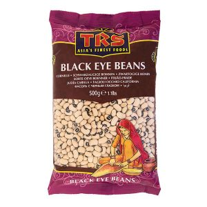 Mantrafood TRS Black Eye Beans 500gm