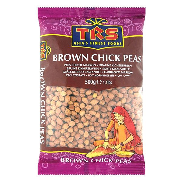 Mantrafood TRS Brown Chickpeas 500gm