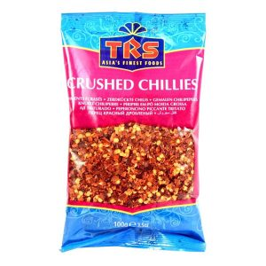 Mantrafood TRS Crushed Chillies Extra Hot 100gm