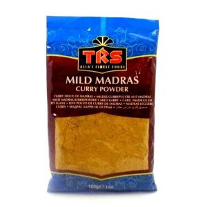 Mantrafood TRS Mild Madras Curry Powder 100gm