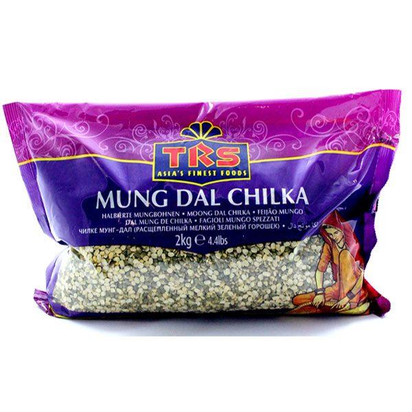 Mantrafood TRS Mung Dal Chilka 2Kg