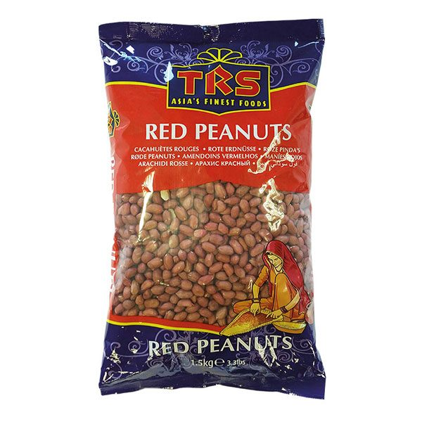 Mantrafood TRS Red Peanuts 1.5Kg