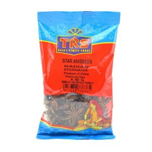 Mantrafood TRS Star Aniseeds Badian Sternanis 50gm