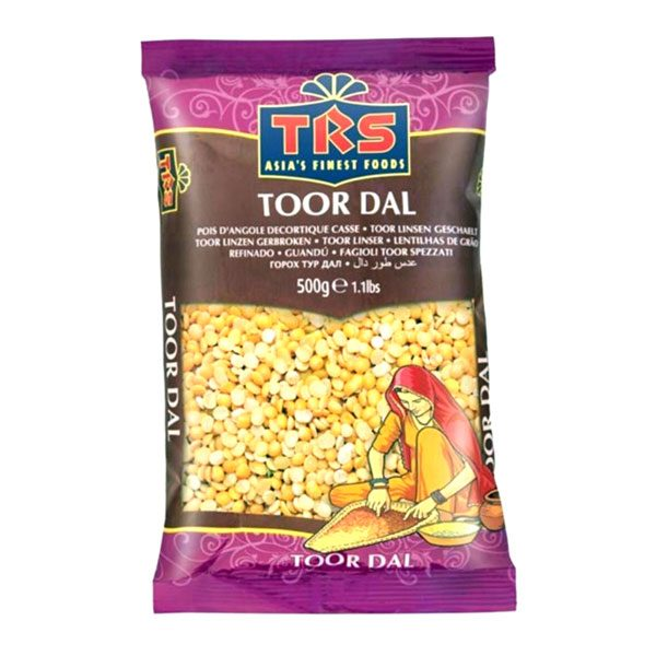 Mantrafood TRS Toor Dal 500gm