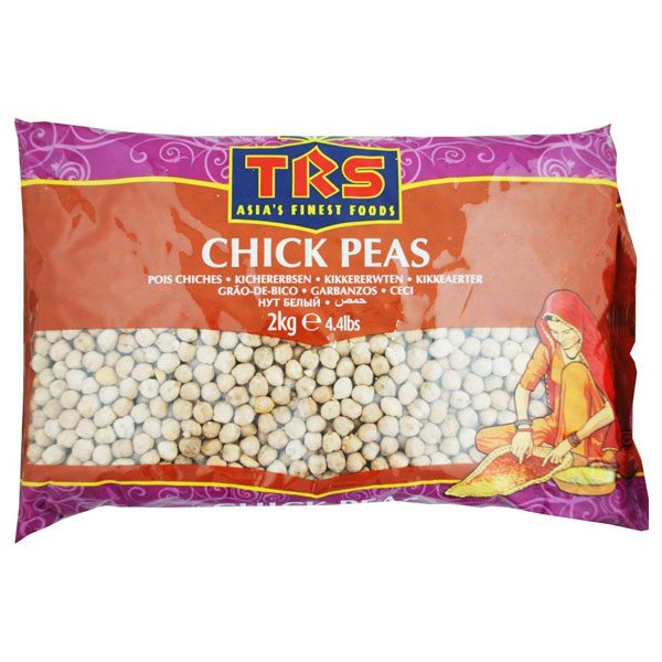 Mantrafood TRS White Chickpeas 2Kg