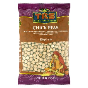 Mantrafood TRS White Chickpeas 500gm