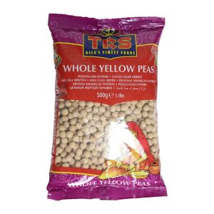 Mantrafood TRS Whole Yellow Peas 500gm