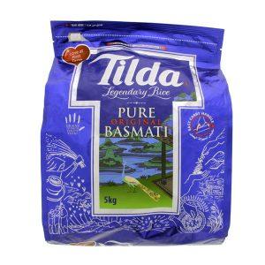 Mantrafood Tilda Basmati Rice 5Kg