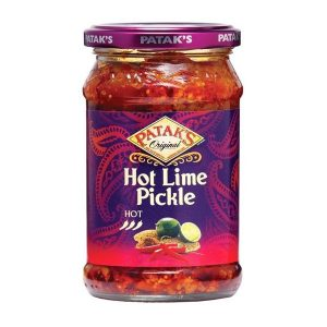 Mantrafood Patak's Hot Lime Pickle 283gm