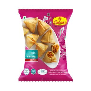 Mantrafood Haldirams Mini Samosa 150gm